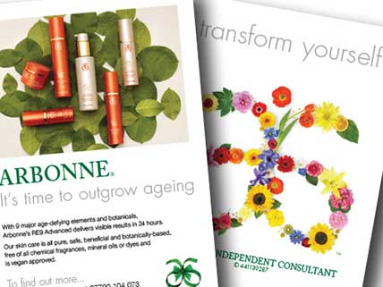 Arbonne Transform Yourself