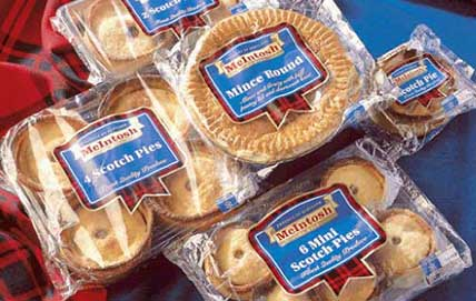mcintosh of dyce assorted pies packaging