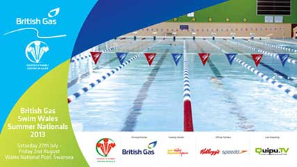 Swim Wales Swimming GFX